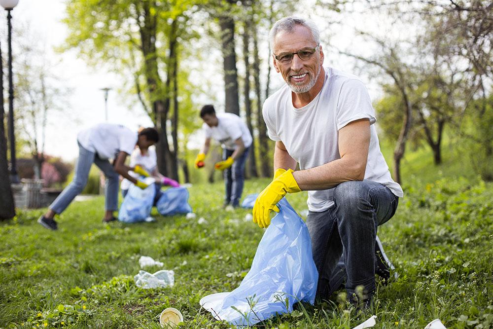 Korzyści z bycia wolontariuszem