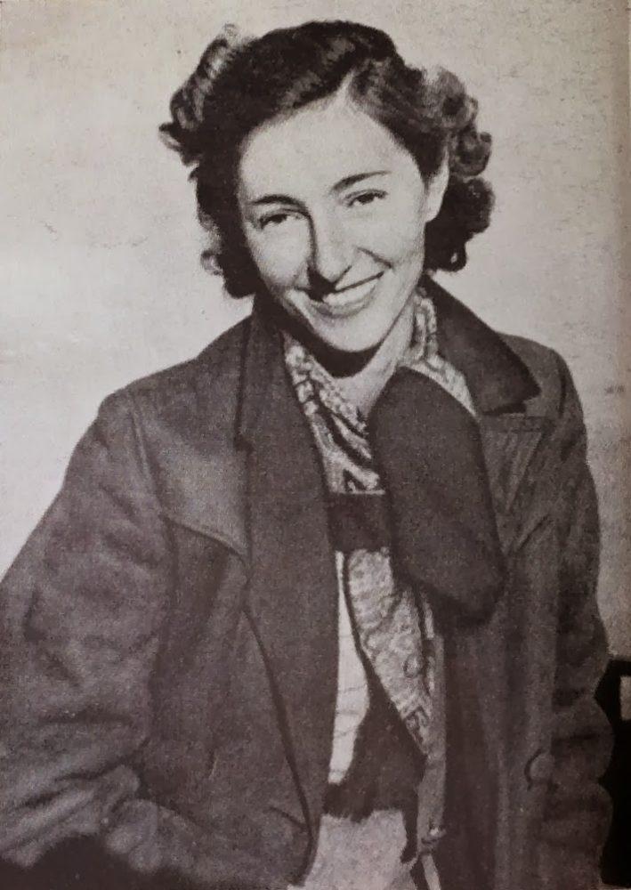 Krystyna Skarbek-Giżycka działająca pod pseudonimem Christine Granville