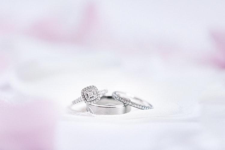 Diamenty symbol miłości