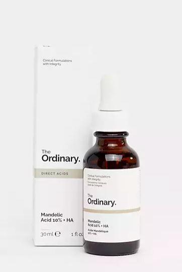 Peeling z kwasem migdałowym z dodatkiem kwasu hialuronowego, The Ordinary, 30 ml - ok. 35 zł.